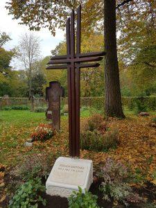 Grabkreuz Verbundenheit